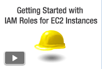 Video: Getting Started IAM roles for EC2 instances
