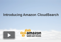 Vidéo : Introduction to Amazon CloudSearch