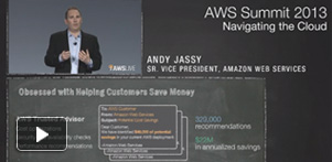 Vídeos da AWS Summit Series