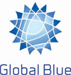 Global Blue Logo for AWS Cloud Computing Case Study