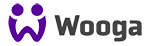 Wooga logo for AWS OpsWorks devops application management solution testimonial.