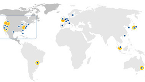 Have datacenters around the world, in minutes