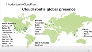 Watch: Content Delivery using Amazon CloudFront