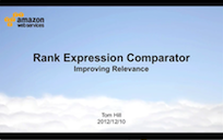 Video: Improving Search Results By Comparing Rank Expressions