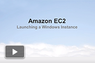 Video: Getting Started with Amazon EC2: Launching a Windows Instance