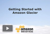 Video: Getting Started with Amazon Glacier