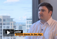Vídeo: Colin Lazier habla sobre Amazon Glacier