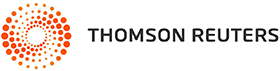 Thomson Reuters Logo for AWS Case Study